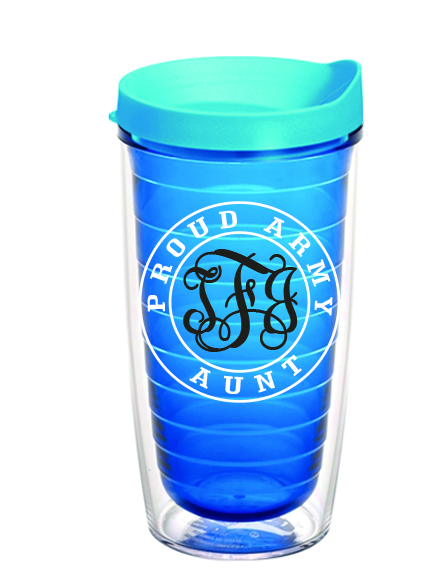 Proud Military Family Tervis