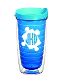 Autism Awareness Monogram Tervis