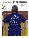 Pray For SC T-shirt