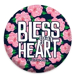 Southernology® Floral Bless Your Heart Pop Socket