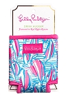 Red Right Return Lilly Pulitzer Drink Hugger