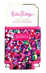 Wild Confetti Lilly Pulitzer Drink Hugger