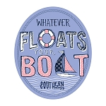 Southernology® Whatever Floats Your Boat Decal