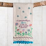 A Grandmother's Love Hand Towel