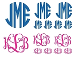 Vinyl Decal Set