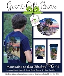 Mountains to Sea Gift Set