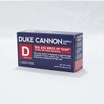 Duke Cannon Big American Brick of Soap Smells Like Naval Supremacy
