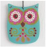 Natural Life Owl Air Freshener