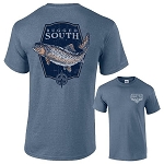 Rugged South Fish Short Sleeve