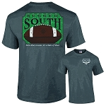 Rugged South Football Short Sleeve