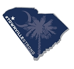 Townville Strong Decal