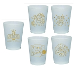 16 oz Southernology Frost Flex Cup (Set of 4)