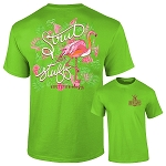 Southernology® Strut Your Stuff Flamingo T Shirt