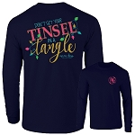 Ashton Brye™ Tinsel in a Tangle Long Sleeve