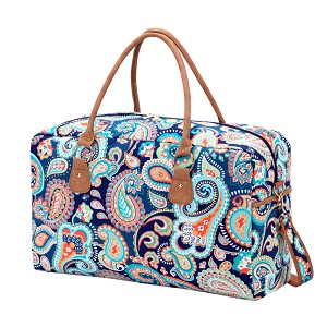 Emerson Paisley Travel Duffle