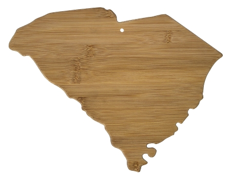 South Carolina Cutting Board