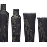 Corkcicle Black Camouflage Collection (Prices Vary)