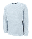 Women's Camden Crew Neck Sweatshirt- Chambray