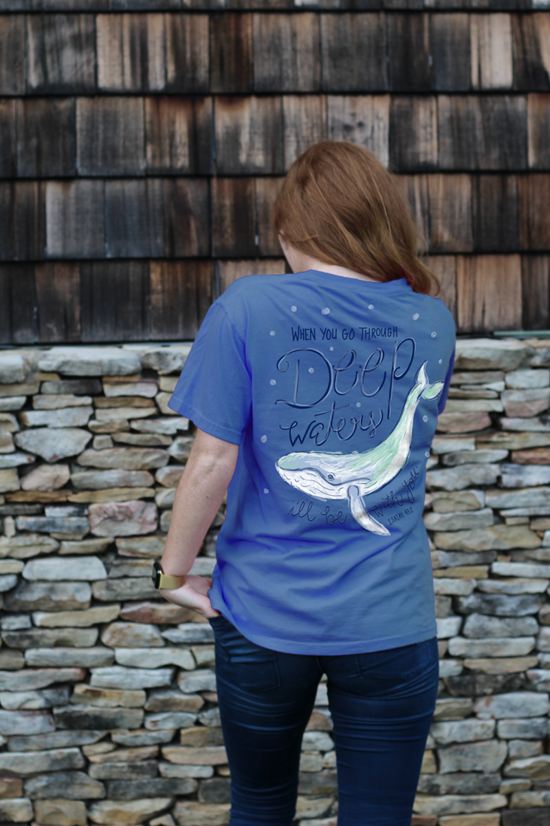 Southernology® Deep Waters T Shirt
