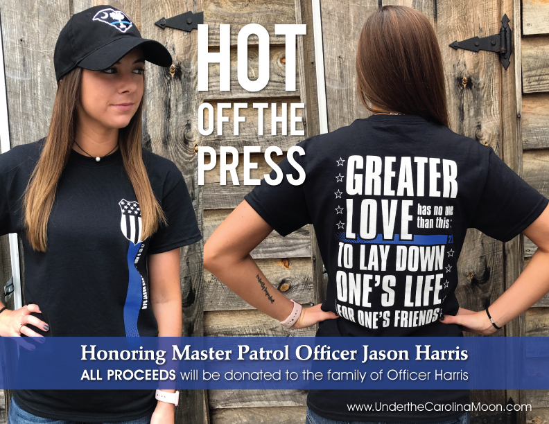 Honoring Officer Jason Harris