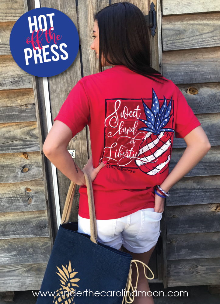 Hot off the Press: Sweet Land of Liberty!