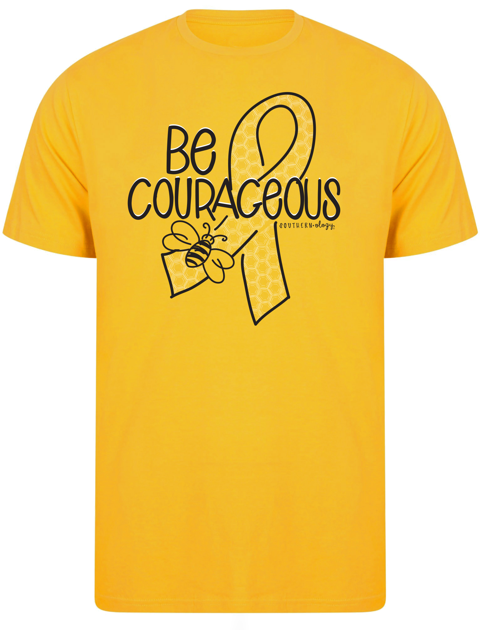 Southernology® Bee Courageous Statement Tee