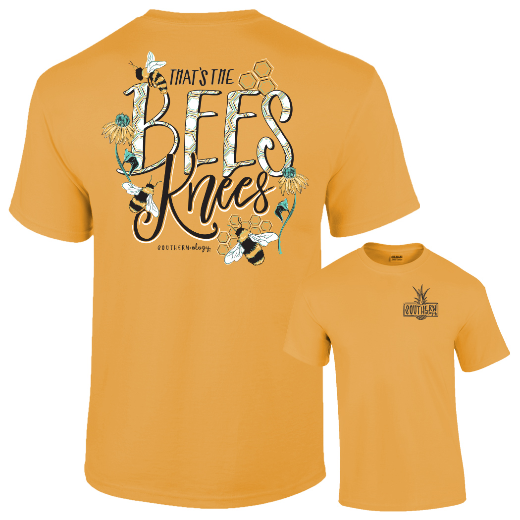 Southernology® That's The Bees Knees T-Shirt