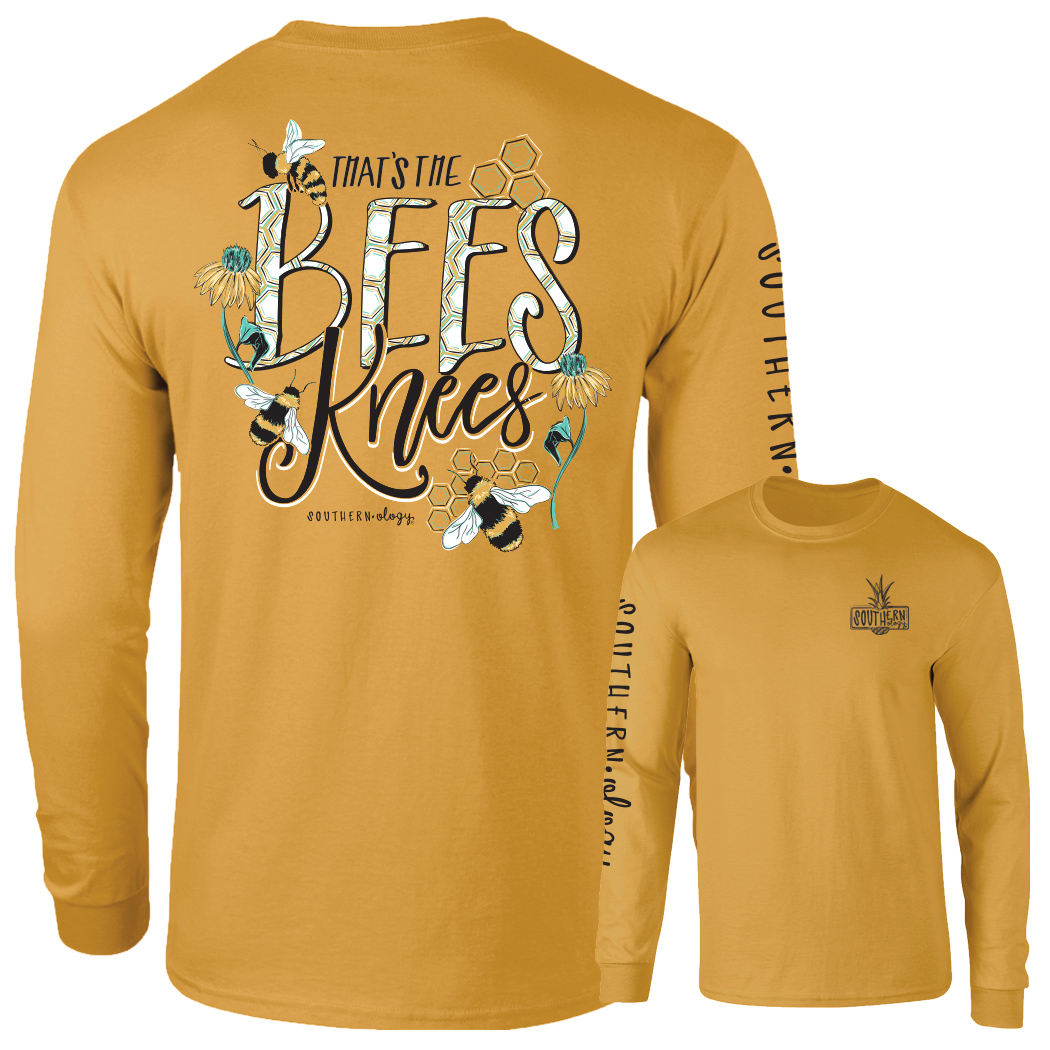 Southernology® That's The Bees Knees Long Sleeve T-Shirt