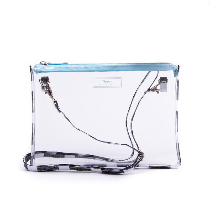 Scout Clear Abby Crossbody