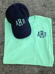 Cotillion Short Sleeve Shirt and Hat Special