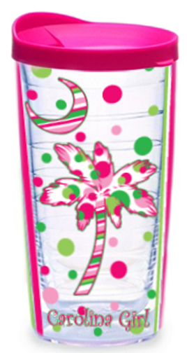 16 oz. Carolina Girl Tumbler