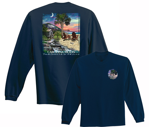 Under the Carolina Moon® Mountains to Sea Long Sleeve