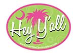 Hey Yall Car Decal