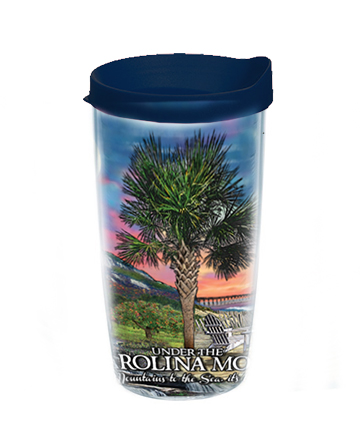 16 oz Mountains to Sea Tervis Tumbler