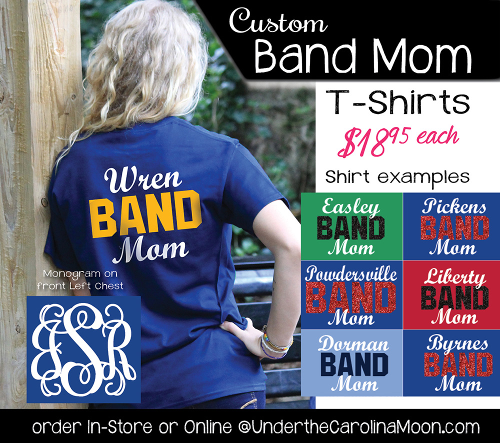 Band Parent Shirt