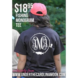 d5d669c6f1e Add to My Lists. Fish and Hook Monogram