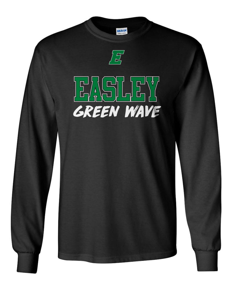 EHS Greenwave Long Sleeve Shirt PREORDER