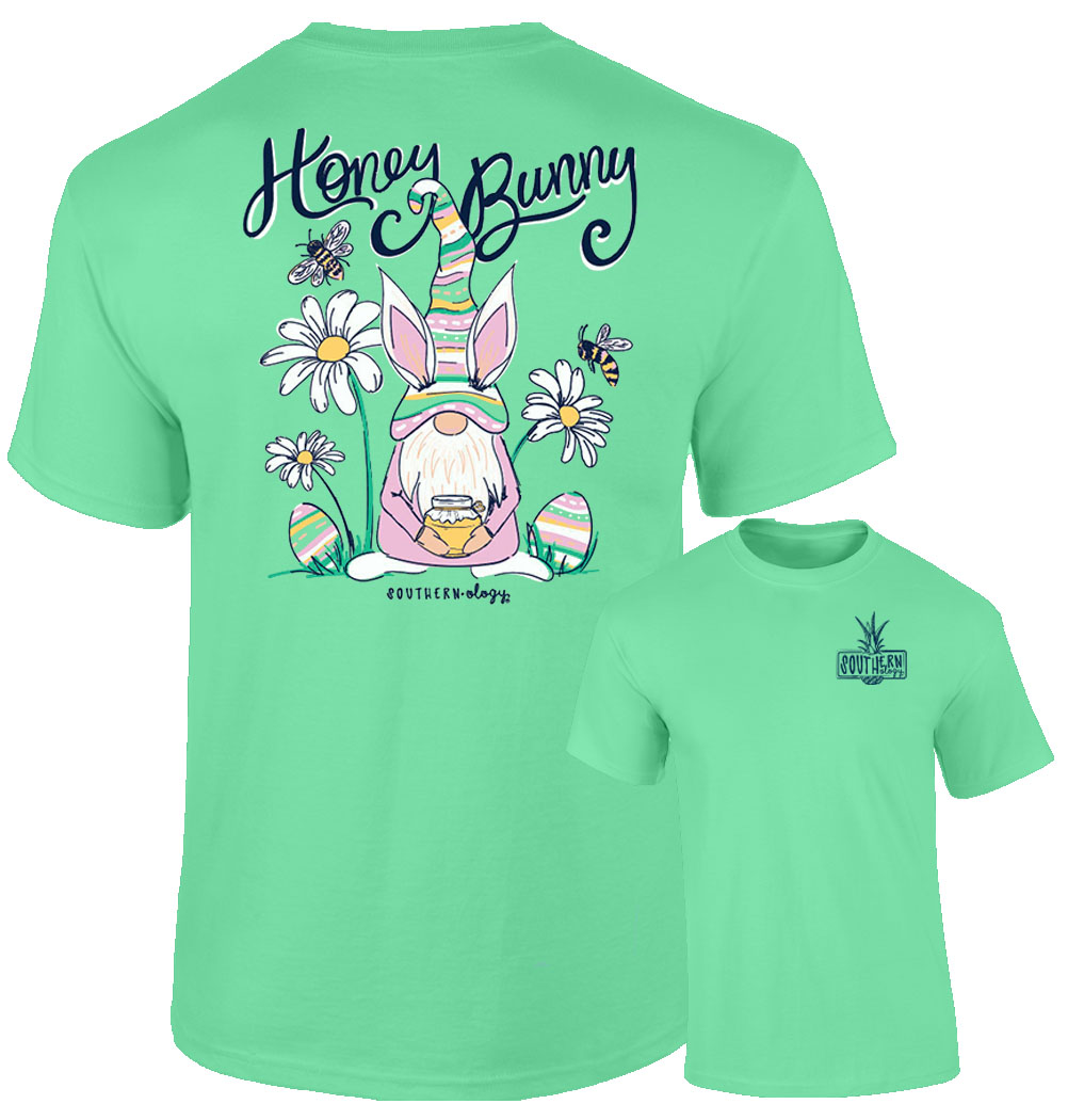 Southernology® Honey Bunny Gnome T Shirt
