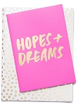 ban.do Hope and Dreams Good Ideas Notebook Set