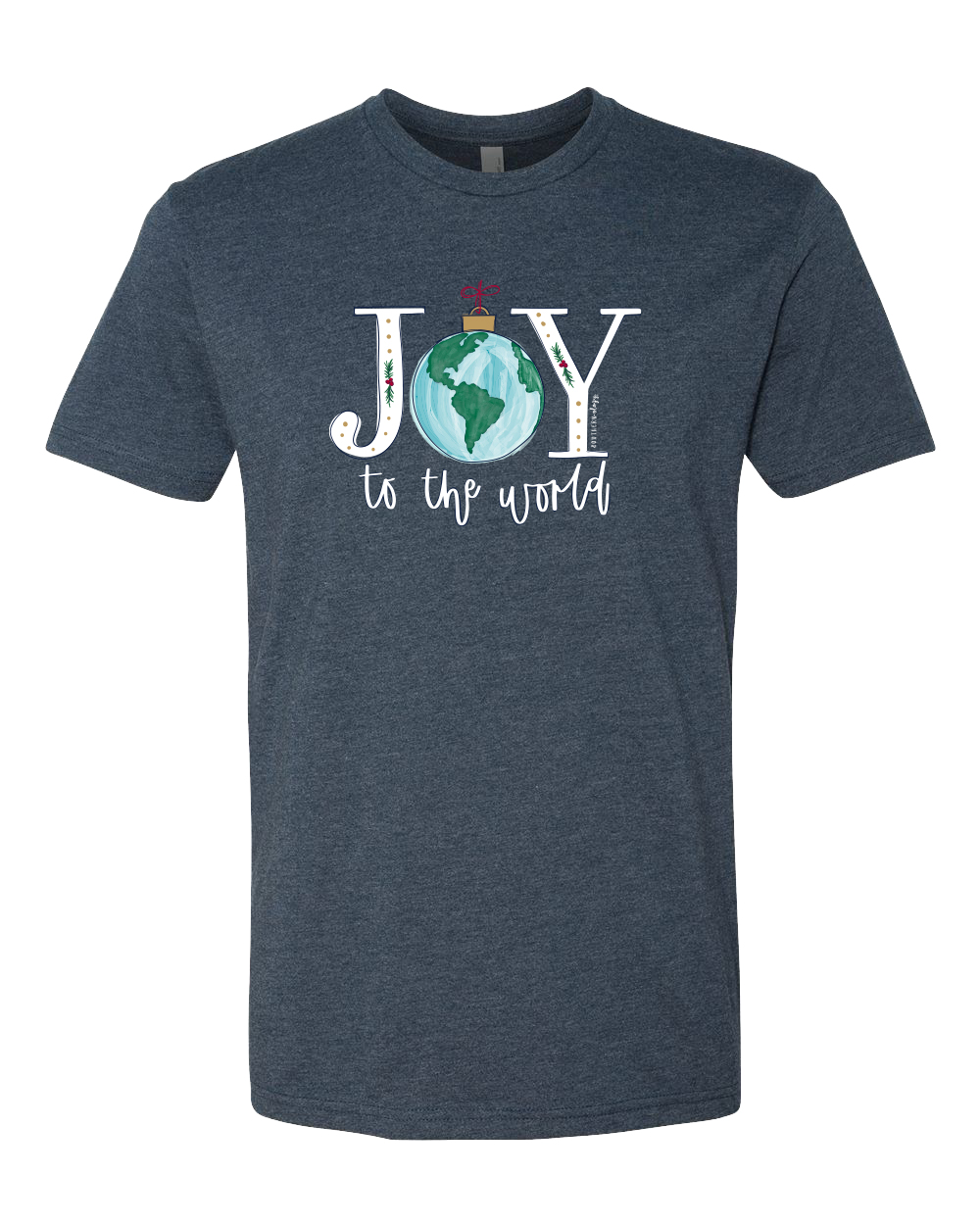 Southernology® JOY to the World Statement Tee