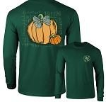 Ashton Brye™ Fall Pumpkin Long Sleeve