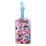 Pack It Up Multi Confetti Luggage Tag