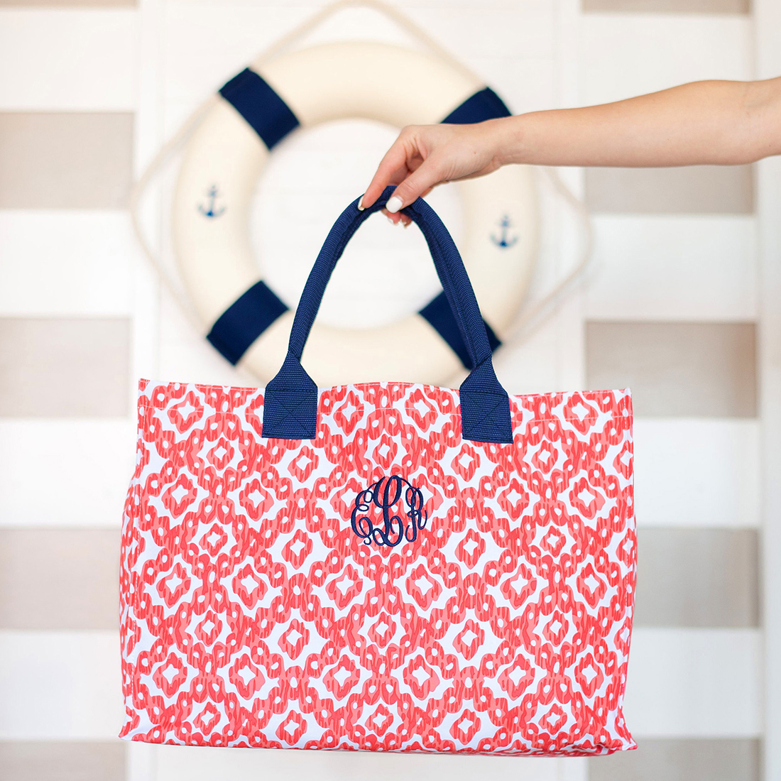 2020 Patterned Tote