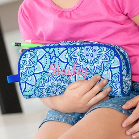 Patterned Pencil Pouches