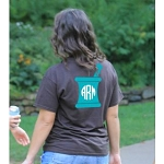 Preppy Pharmacy Tech Monogram Shirt