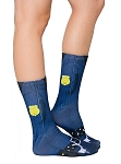 Living Royal Police Crew Socks