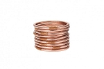 Budha Girl All Weather Rose Gold Bangles