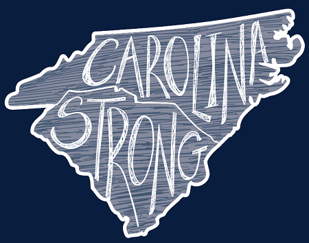Carolina Strong Decal