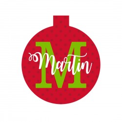 Dottie Name Ornament