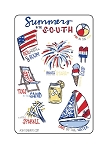 Ashton Brye™ Summers in the South Decal